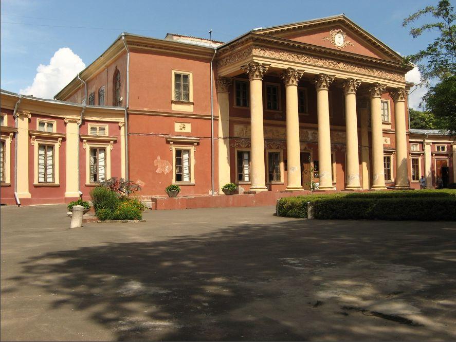 The Odesa Fine Arts Museum