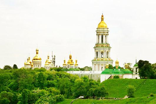 Vydubitskiy Monastery