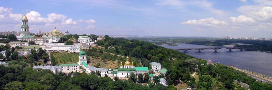 Kiev-Pechersk Lavra (Cave Monastery)