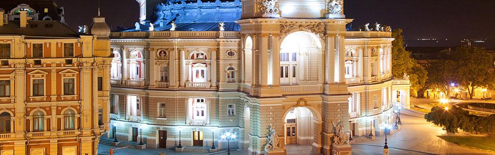Odesa Opera House