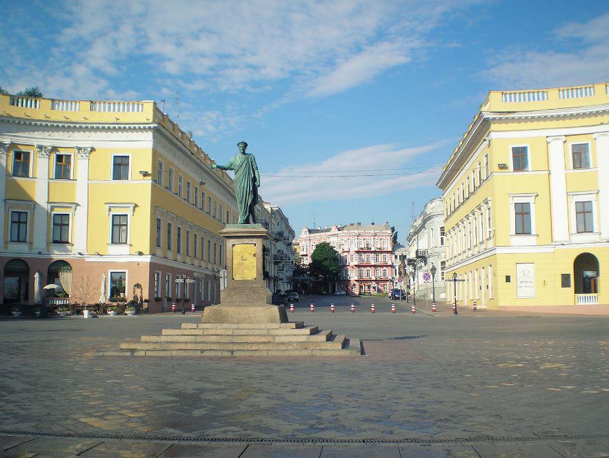 City Tour Of Odesa