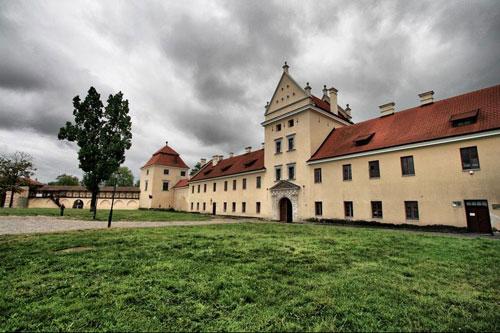 Excursion to Zhovkva