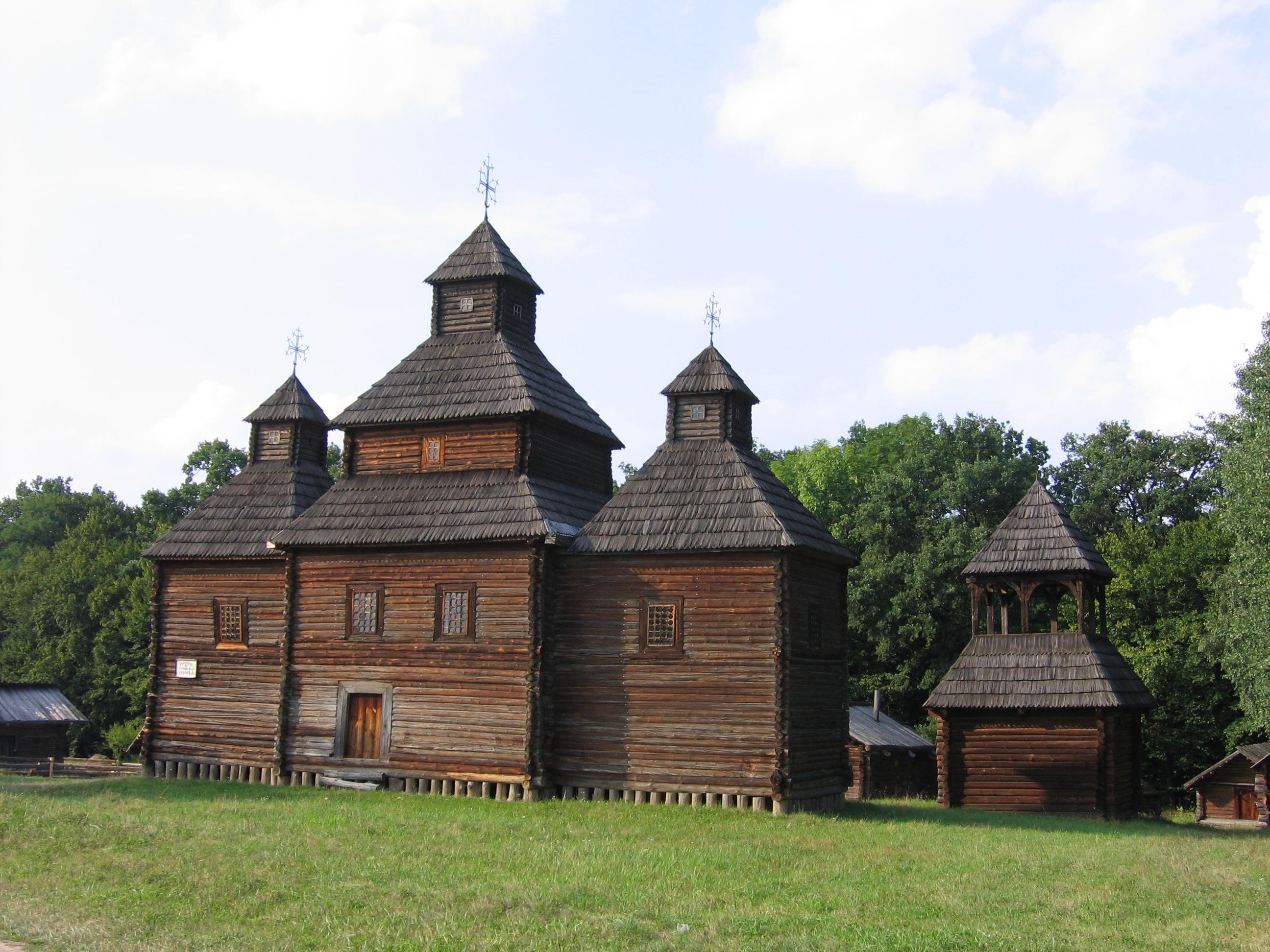 The Ukrainian Museum Of Folk Architecture