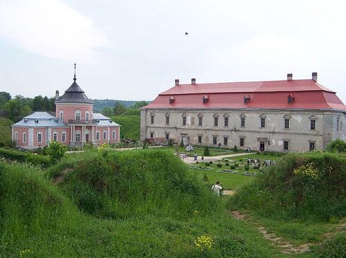 Zolochivsky Castle